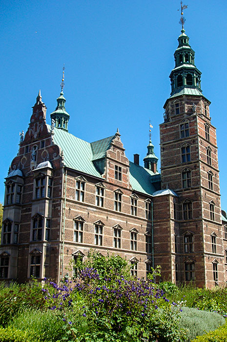 Rosenborg Slot in Kogens Have