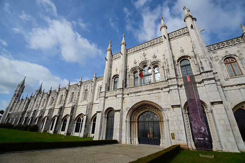Jeronimos Monestary