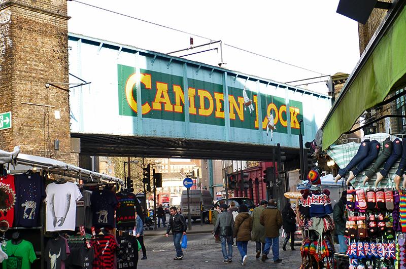 Camden Lock, London