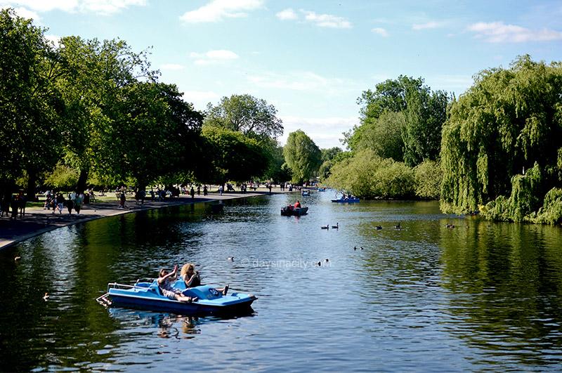 London - Regents Park