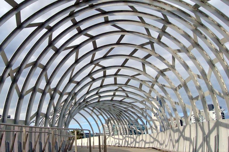 Webb Bridge near Docklands