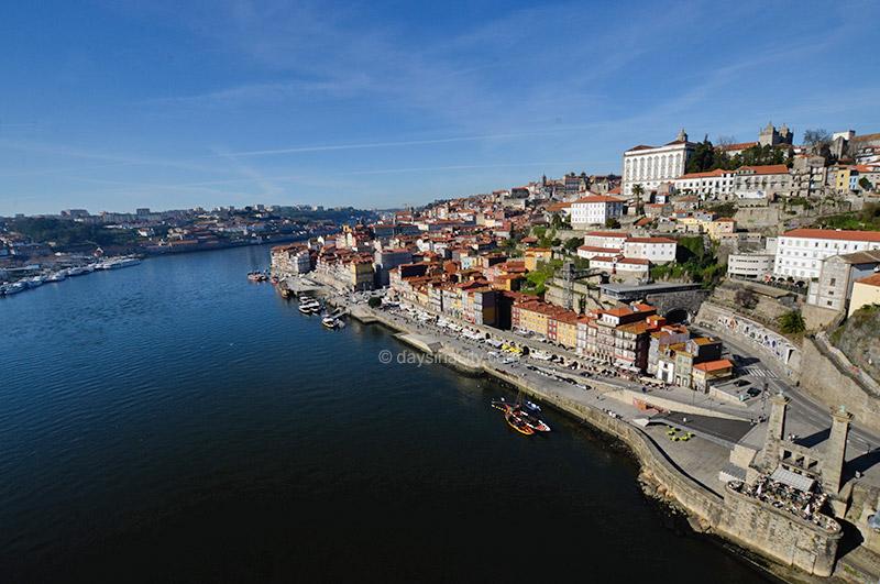 Porto - View of Ribeira