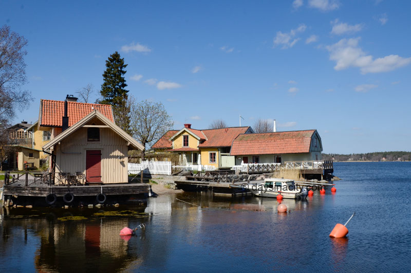 Vaxholm, Stockholm Archipelago