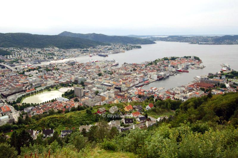 Bergen - Floyen