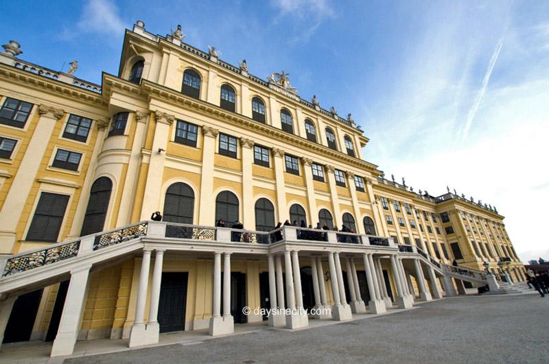 Vienna - Shonbrunn Palace